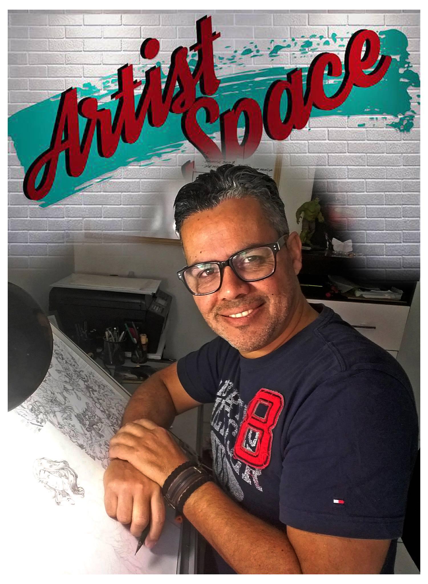 Marcio Abreu – Sequential Artist