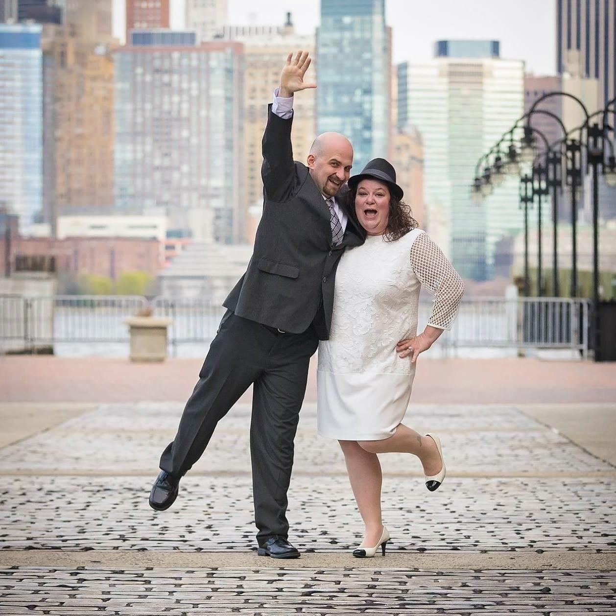 Wedding. Cancer. Divorce.