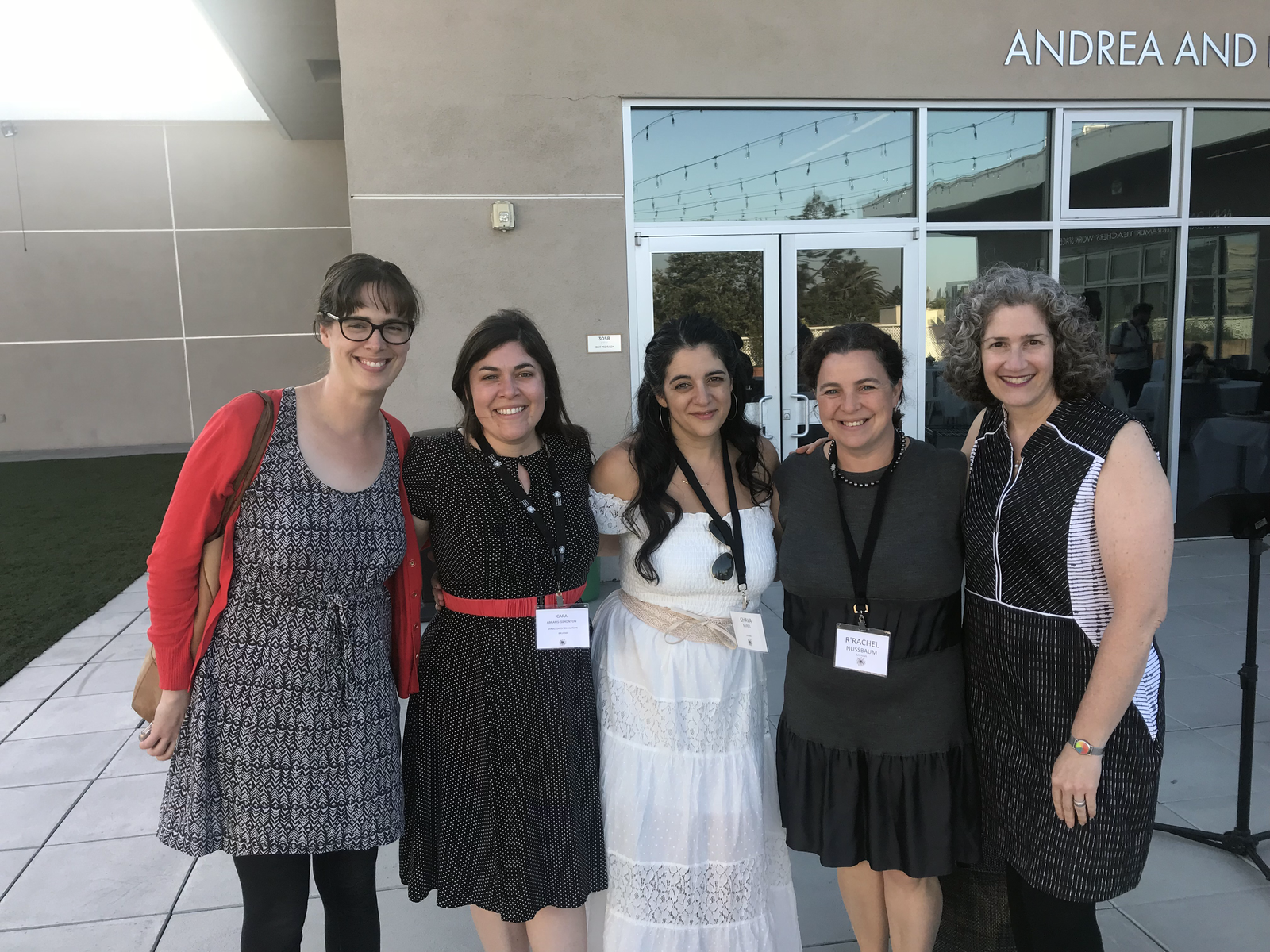 In June 2018, Rabbi Nussbaum and other Kavana staff and board members attended the (Re)Vision conference, hosted by the Jewish Emergent Network in L.A.