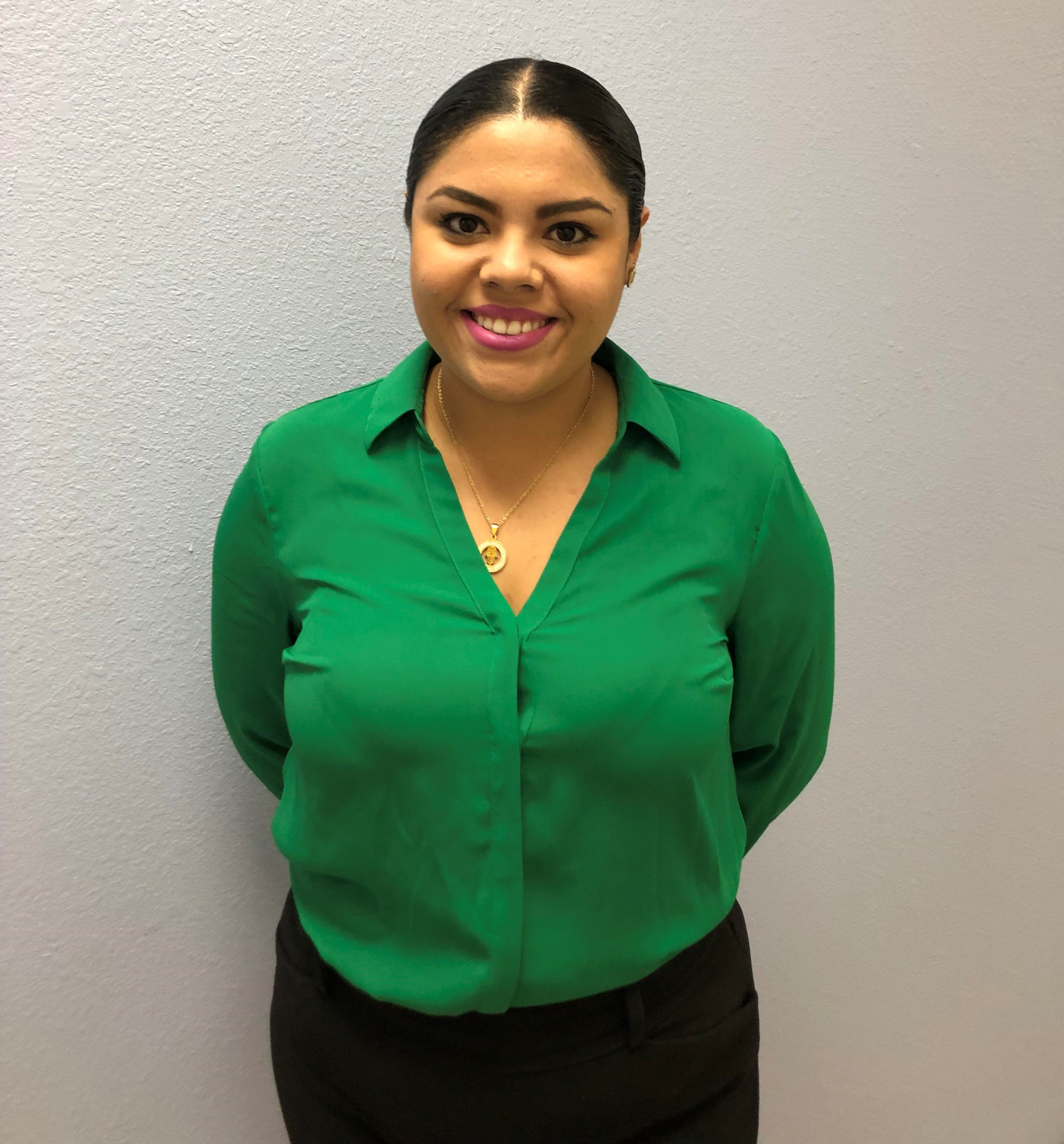 Anabel Cantu, Case Manager