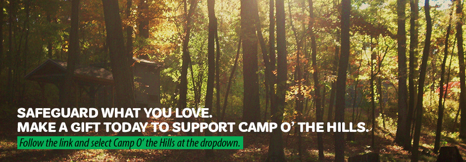 Camp O' the Hills conservancy