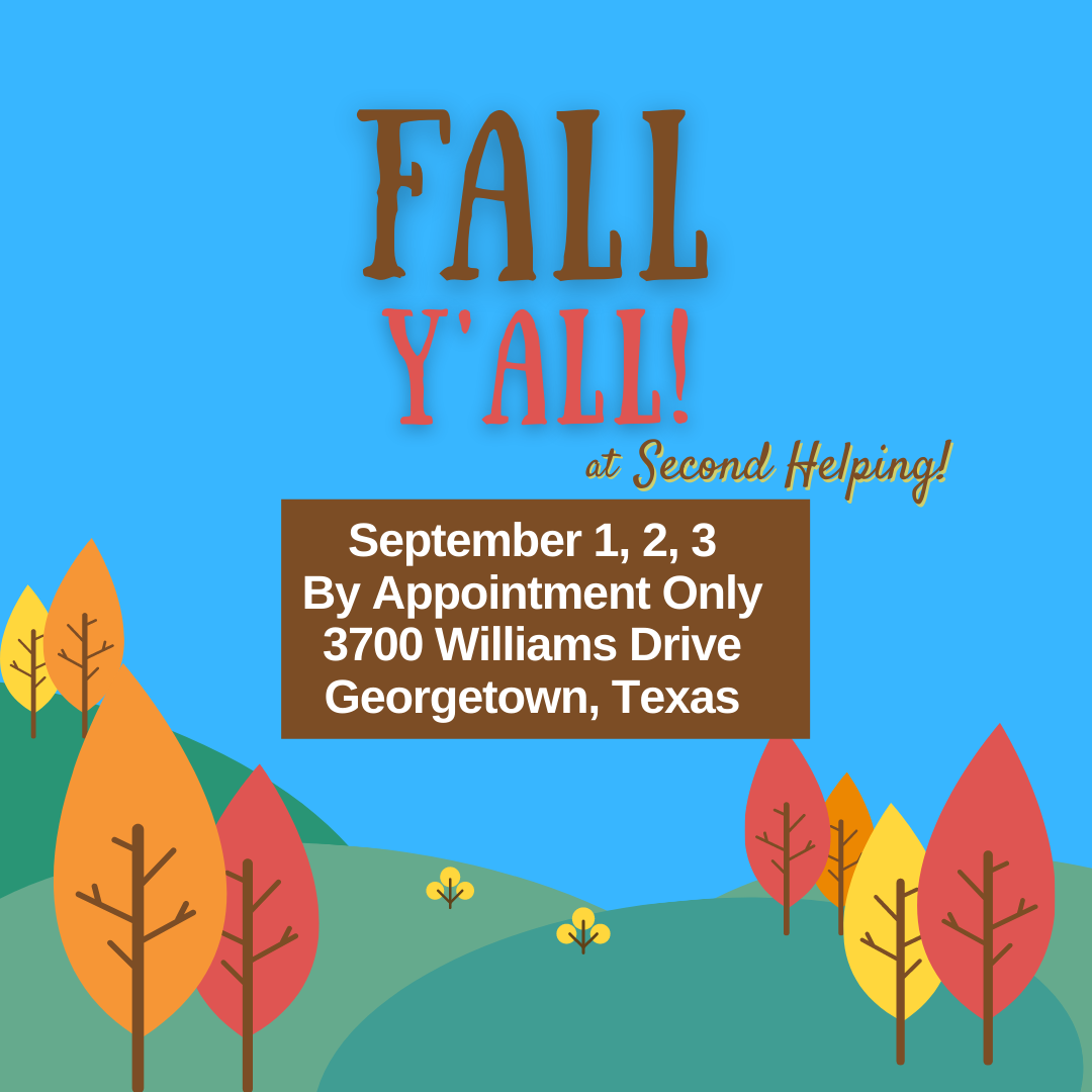 Join us at Fall Y'all!