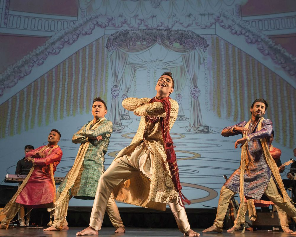 Bollywood Boulevard: A Journey Through Hindi Cinema Live