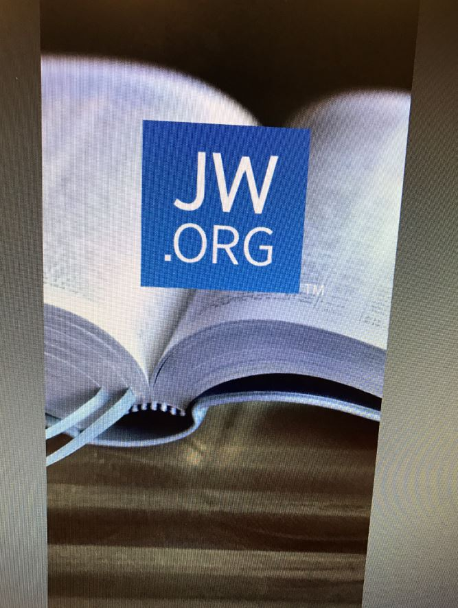 JW.ORG with bible background (NEW PRINT)