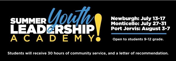 Summer Youth Leadership Academy