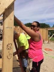 Thrivent Faith Build Orrville Ohio