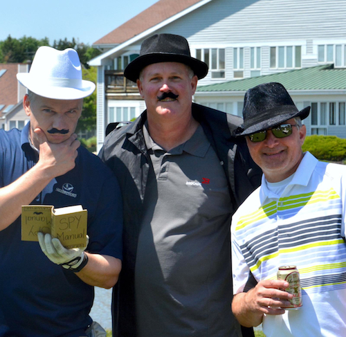 2015 Eagle Alliance golf NCMF Spy Tee Off