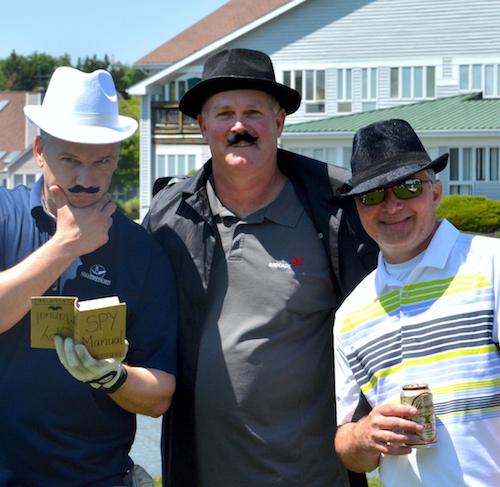 2015 Eagle Alliance golf NCMF Spy Tee Off