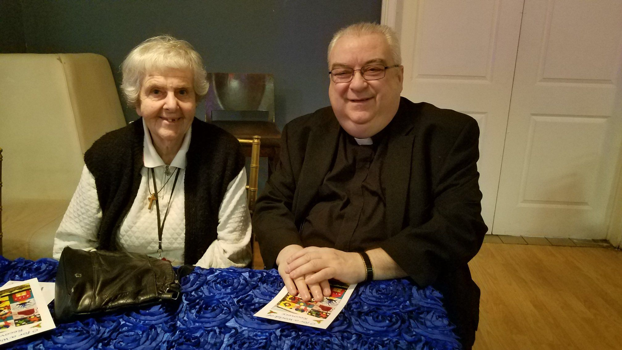 Medical Mission Sister Honored with Humanitarian Award