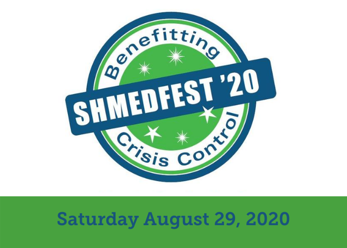 Tune in for Shmedfest 2020!