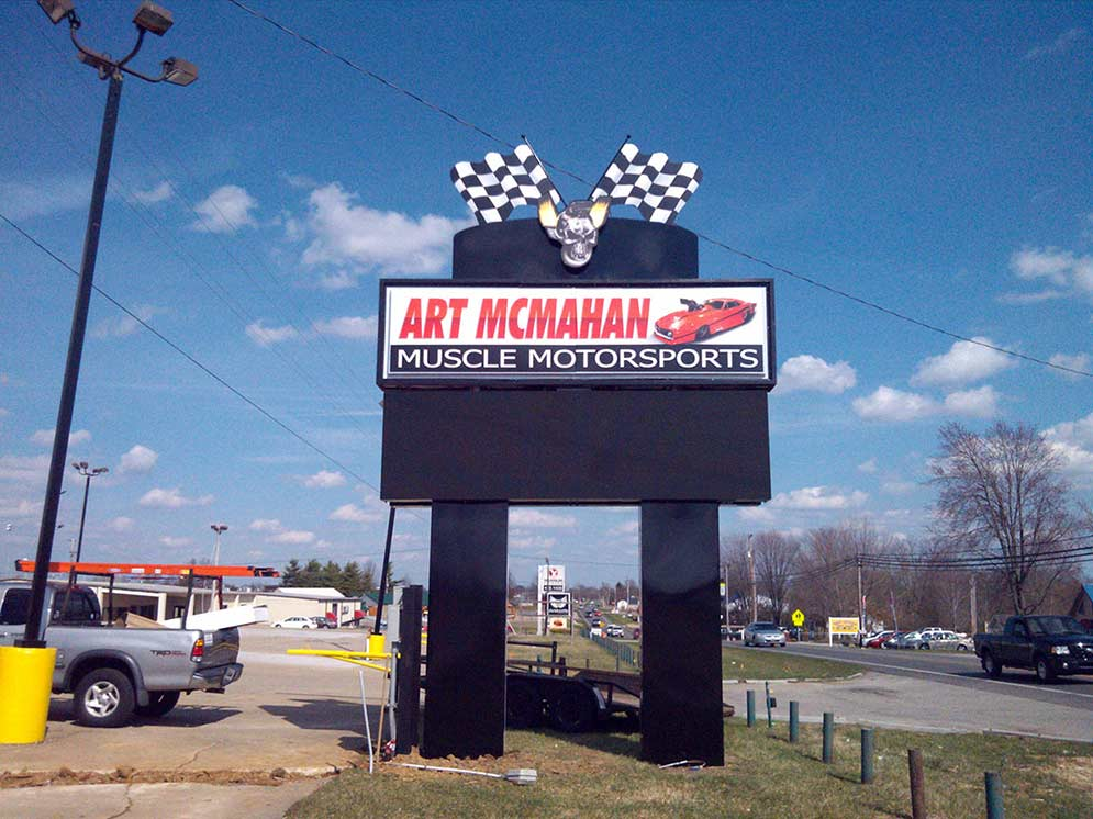 Falls City Signs Custom Banners Signs Amp Graphics