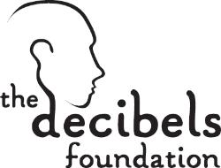 the decibles foundation logo