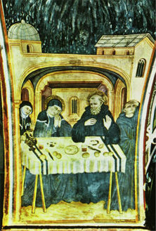 Saints Benedict and Scholastica