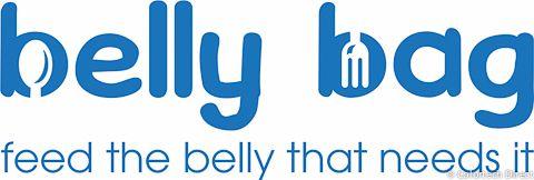 belly bag Logo