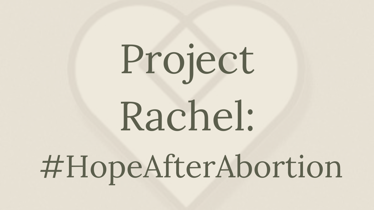 Mental Health Minute: Project Rachel