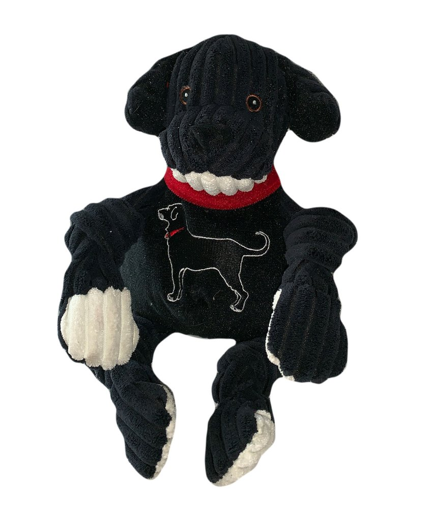 "Black Dog's ""Besty""  Dog Toy to Help CnK Crush Cancer!"
