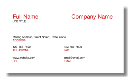 Model #049: Kwik Kopy Design and Print Centre Halifax Business Cards