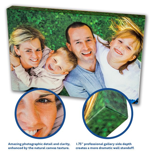Albany Canvas Gallery Wraps