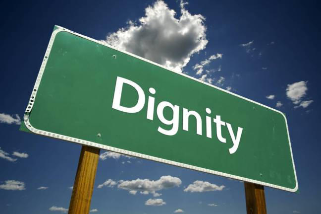 {DIGNITY}