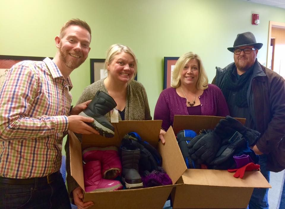 Warm Winter donations drop off to Prizm