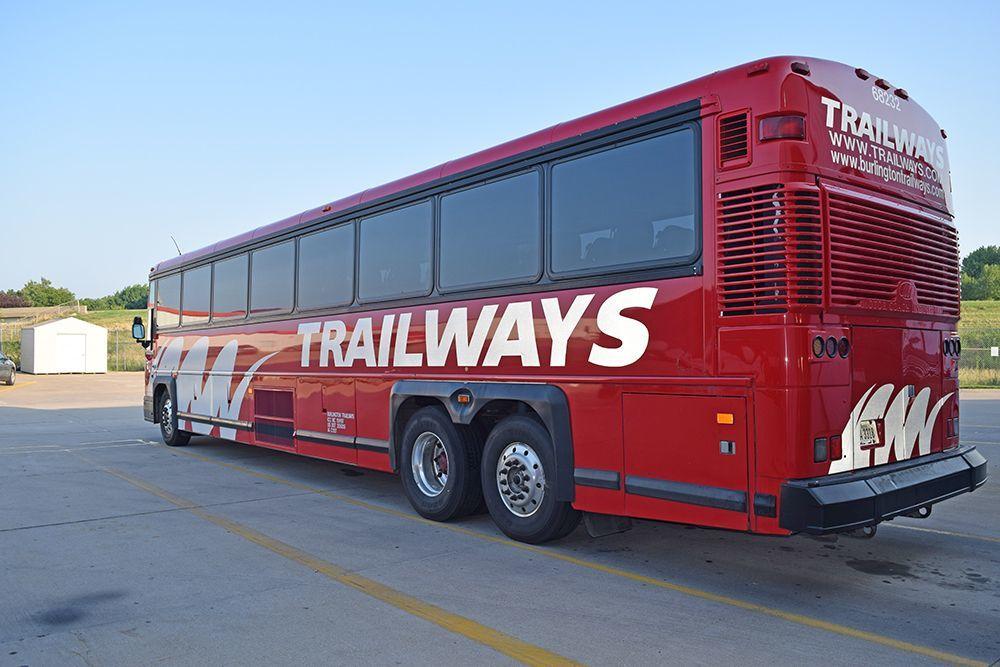 Inter-city Bus