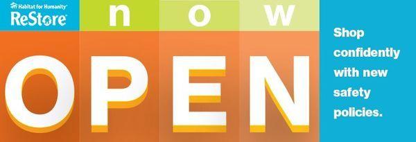 ReStore Now Open