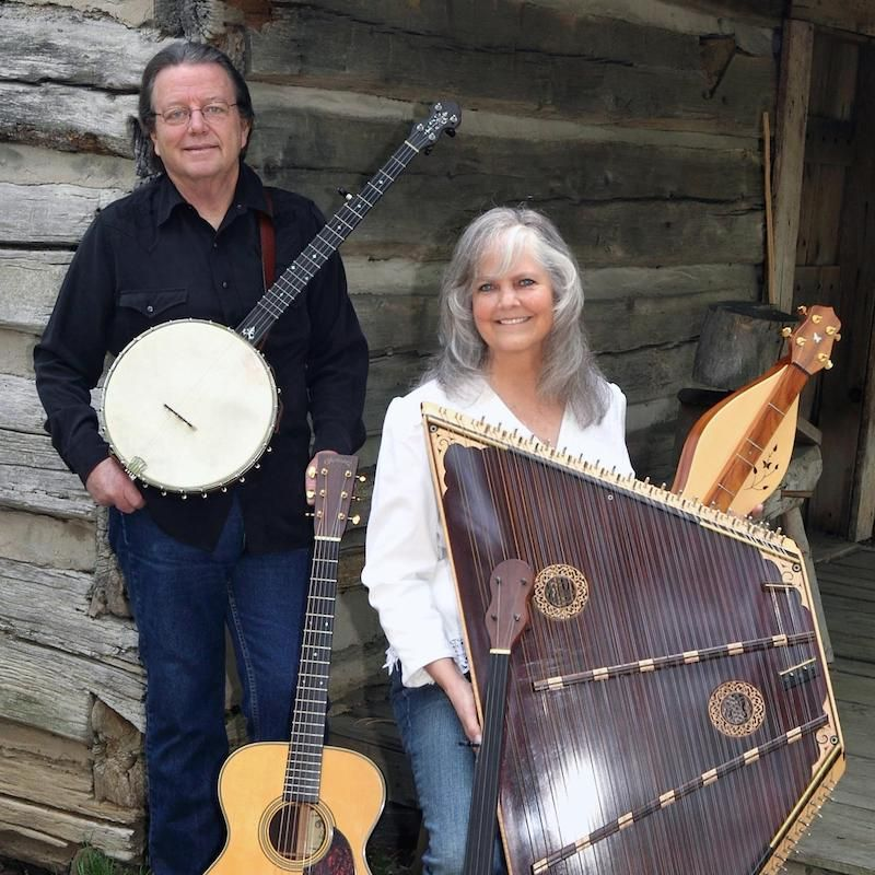 Steve & Ruth Smith | Hammer Dulcimer and Guitar Duo