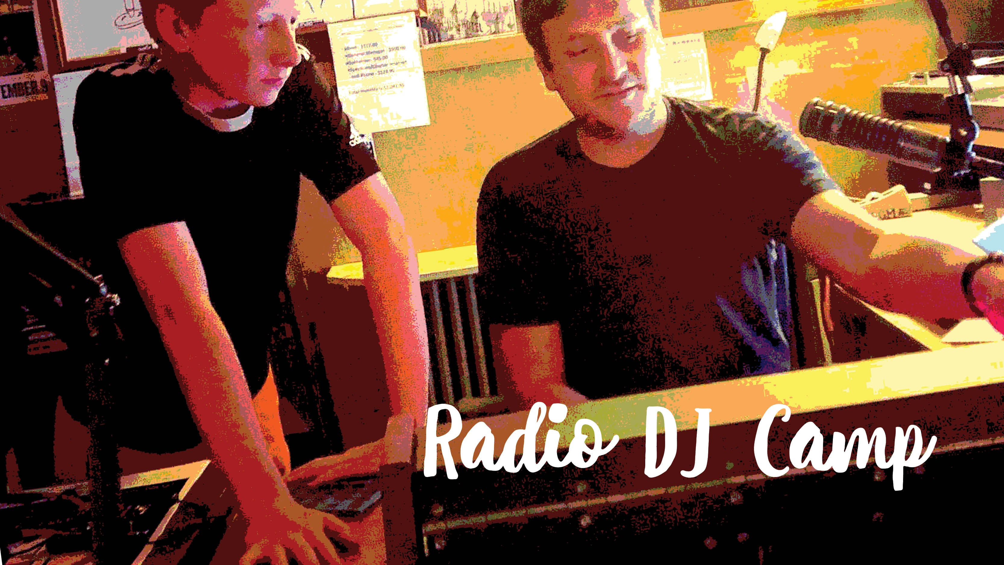 AMP: Radio DJ Camp