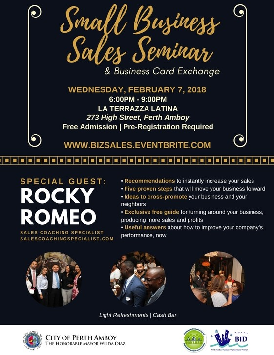 S Seminar And Networking Event