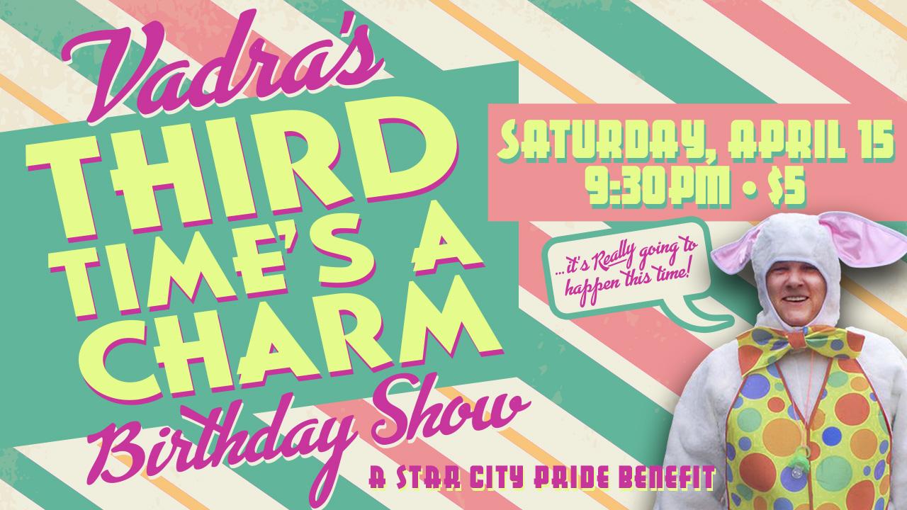 Vadra's Birthday Show