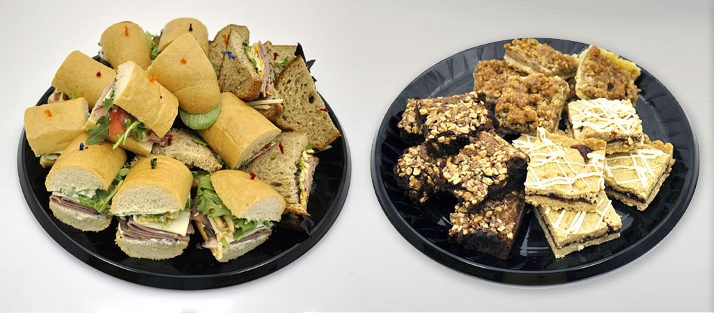 Catering Platters for your crew