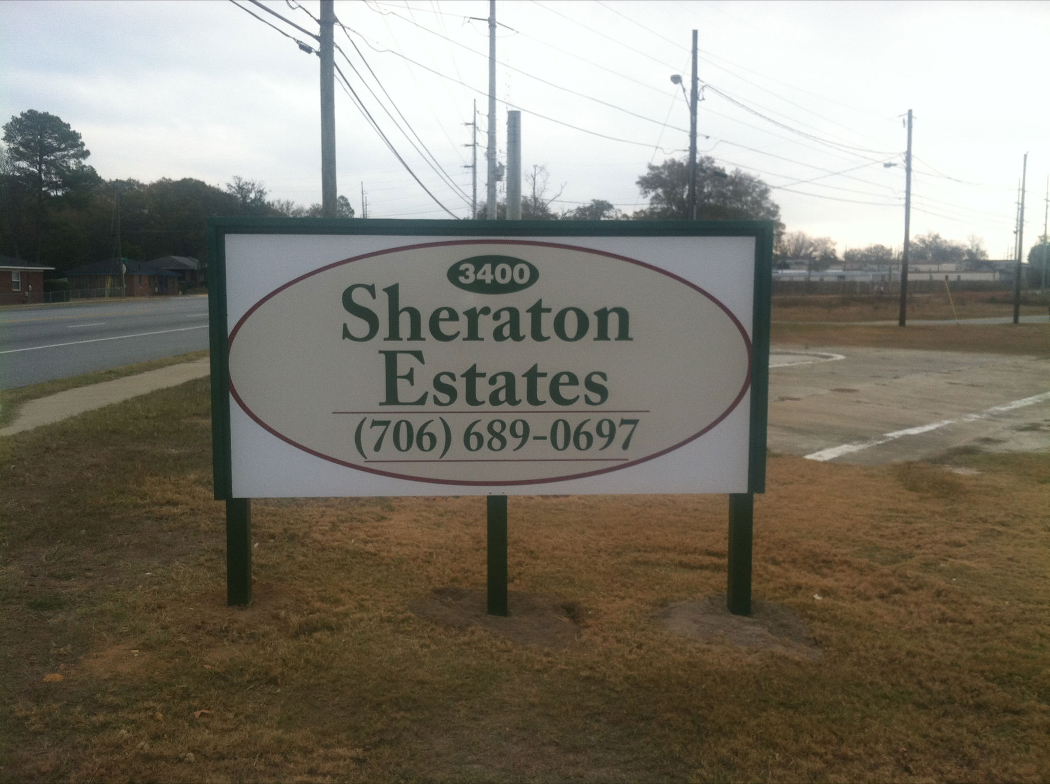 Outdoor Signs (Click for Images)