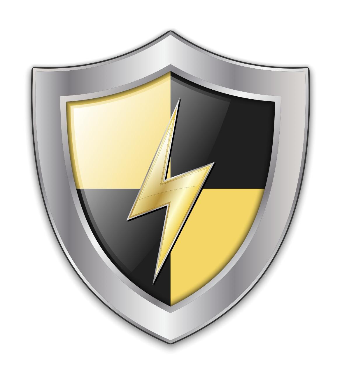 Lightning Shield Vehicle Graphics