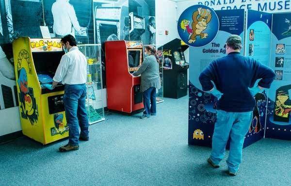 Arcade After Dark