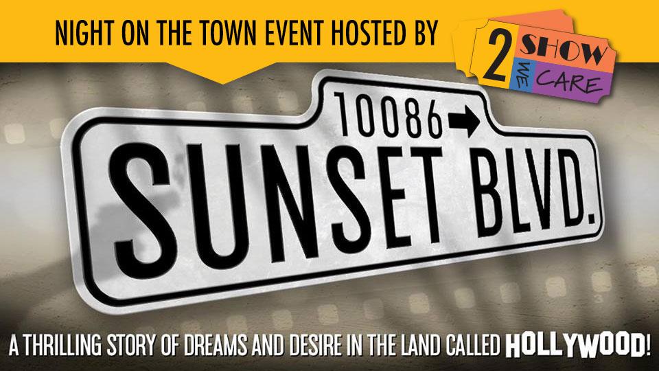 Volunteer -Sunset Boulevard
