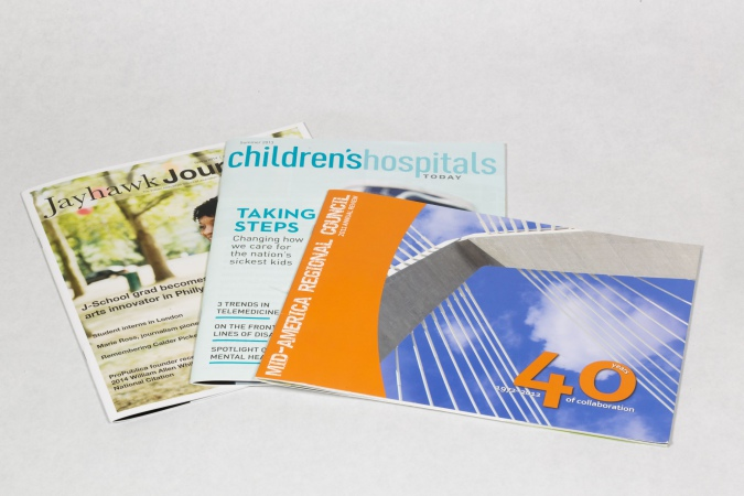 Offset Printed Brochures