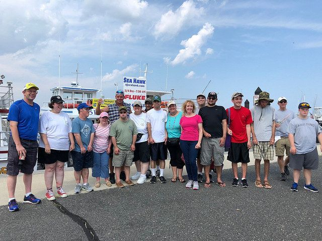 2018 Paul Felis Fishing Trip