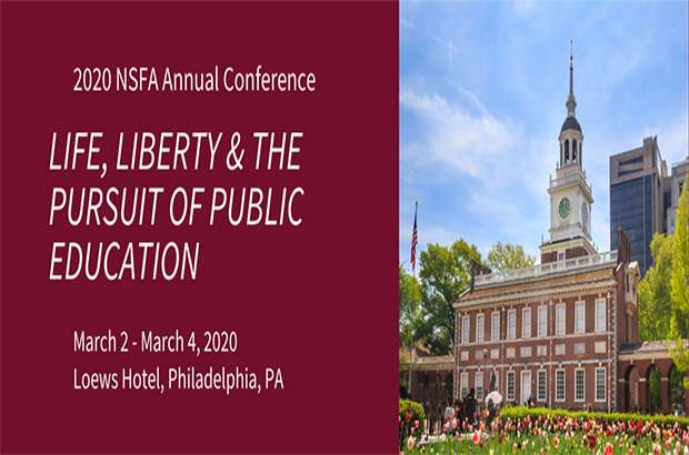 Save the Date! 2020 NSFA National Conference