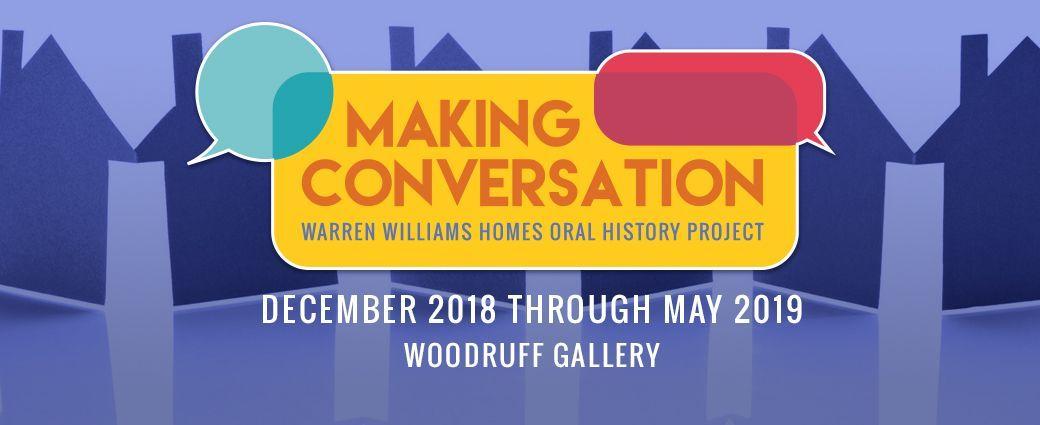 Making Conversation with Warren Williams Homes