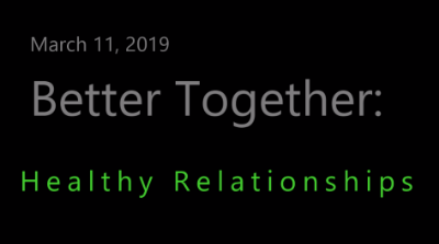 Video: Healthy Relationships (English)