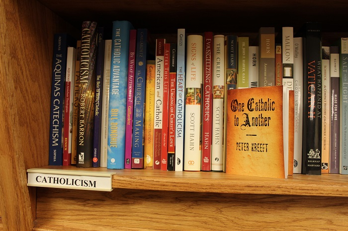 Books on Catholicism