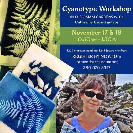 Cyanotype 2-Day Workshop