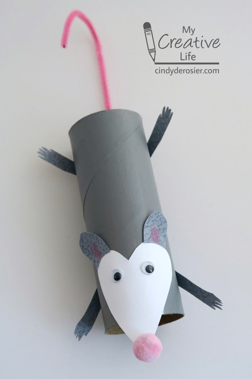 July 15th, Short Tails Craft Video, Our Wild Tails