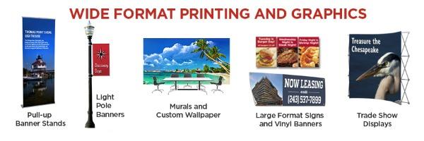 Wide Format Marketing