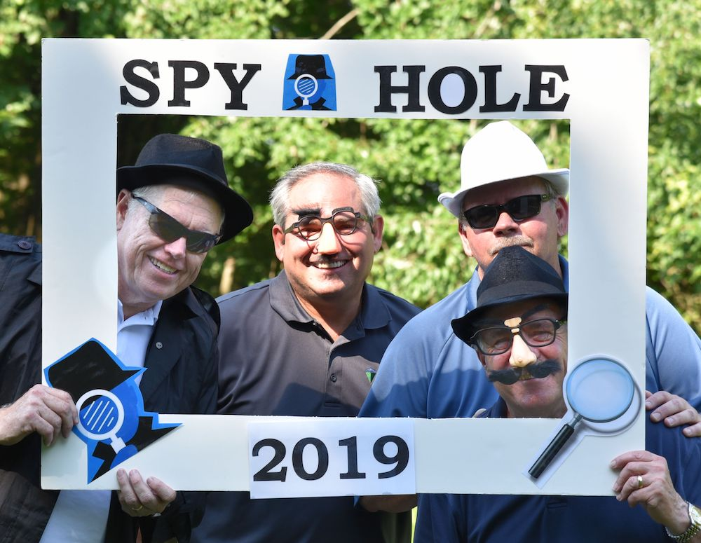 The Spy Hole is a hit again in 2019!