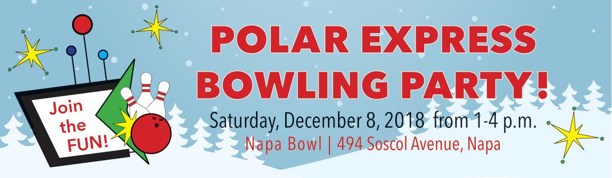 Polar Express Bowling Party