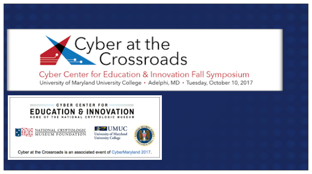 Cyber at the Crossroads 2017 Symposium
