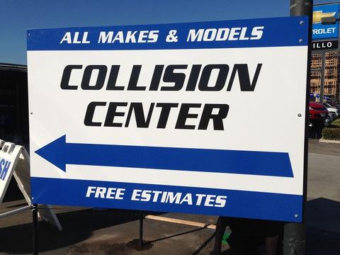 Auto Dealer Monument Signs Orange County