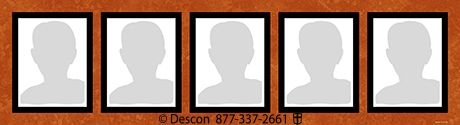5x1 Photo Display