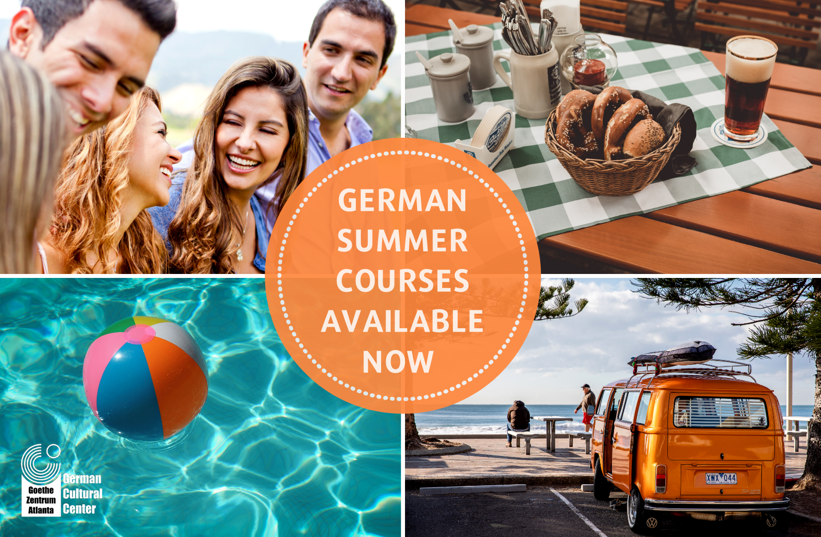 German Summer Courses